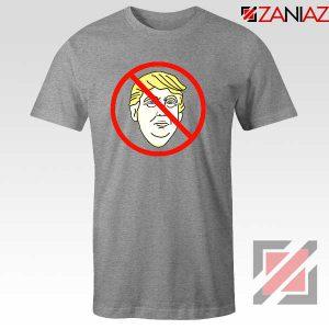 Trump Prohibited Sport Grey Tshirt