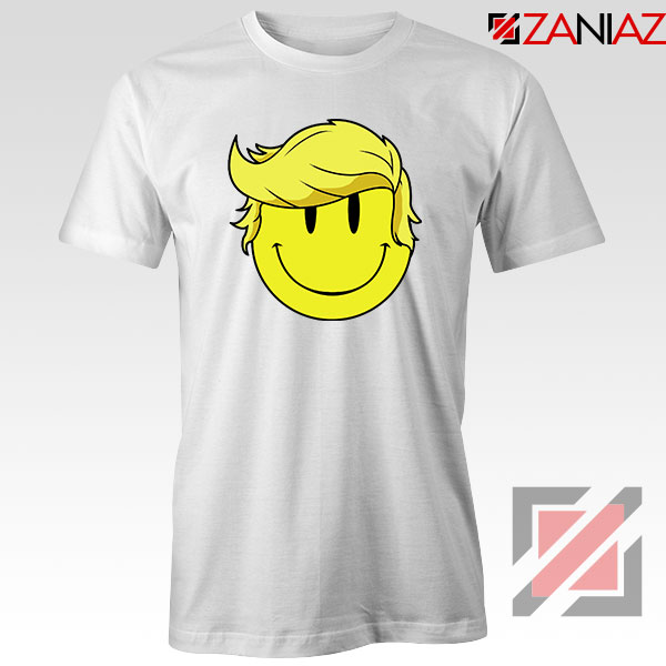 Trump Smiley Emoji Tshirt