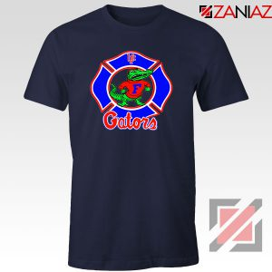 UF Gators Firefighter Navy Blue Tshirt