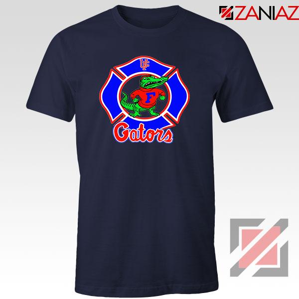 UF Gators Firefighter Navy Blue Tshirt