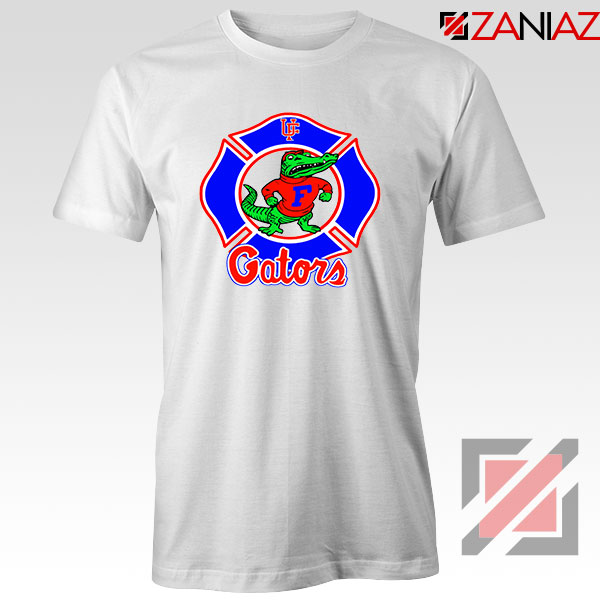 UF Gators Firefighter Tshirt
