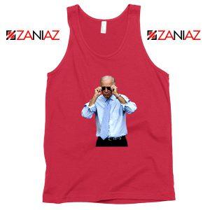 Vice President Joe Biden Red Tank Top