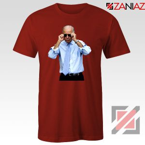Vice President Joe Biden Red Tshirt