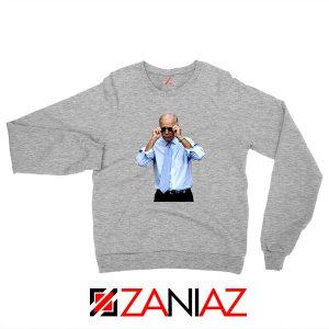 Vice President Joe Biden Sport Grey Sweatshirt
