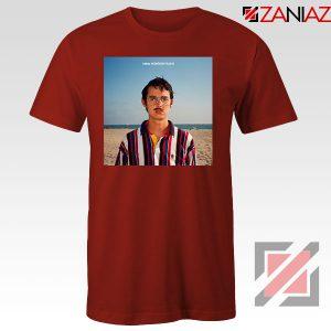 Wallows 1980s Horror Film Red Tshirt