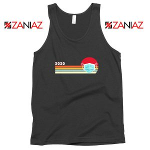 2020 Look Face Mask Tank Top