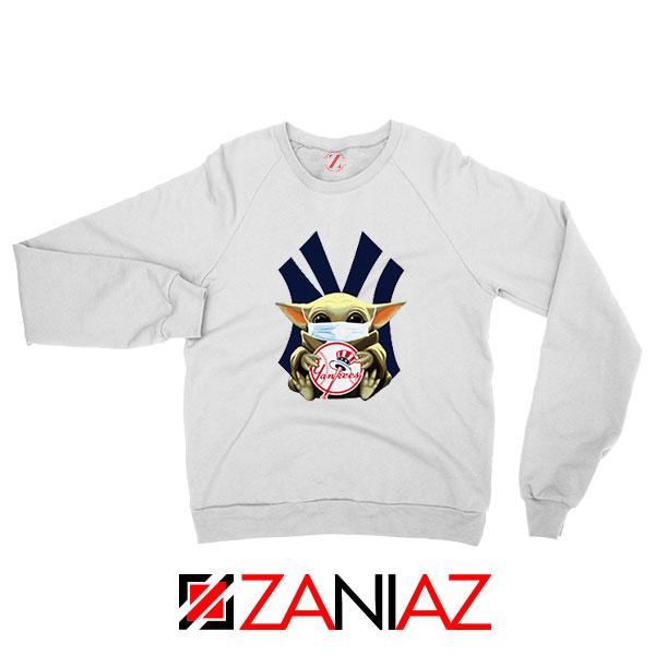 Baby Yoda NY Yankees Sweatshirt
