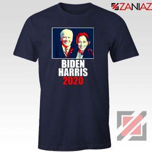 Biden Harris 2020 Navy Blue Tshirt