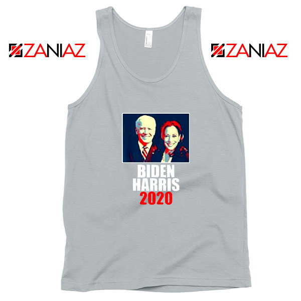 Biden Harris 2020 Sport Grey Tank Top