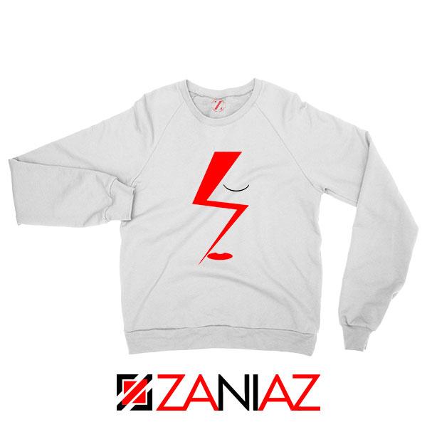 Bowie Face Sweatshirt