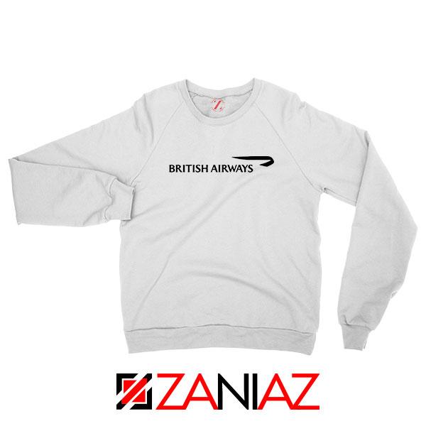 British Airways Logo Sweatshirt