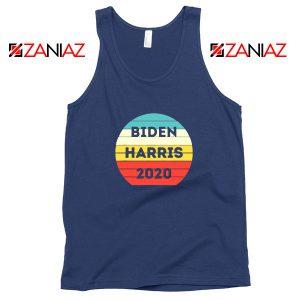 Buy Biden Harris 2020 Navy Blue Tank Top