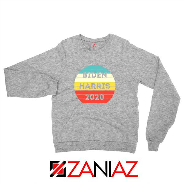 Buy Biden Harris 2020 Sport Grey Sweatshirt