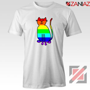 Cat Rainbow Tshirt