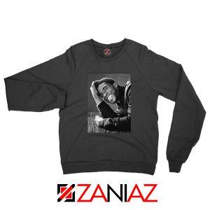 Chadwick Boseman RIP Black Sweatshirt