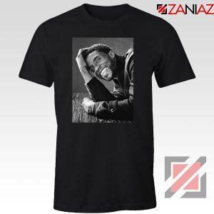 Chadwick Boseman RIP Black Tshirt