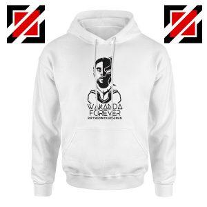 Chadwick Wakanda Forever Hoodie