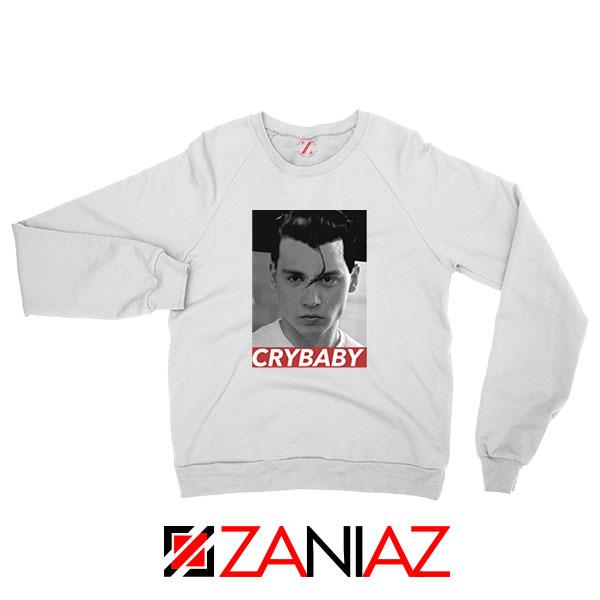 Cry Baby Johnny Depp Sweatshirt,