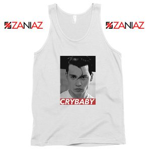 Cry Baby Johnny Depp Tank Top
