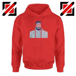 Drake Legend OVO Red Hoodie