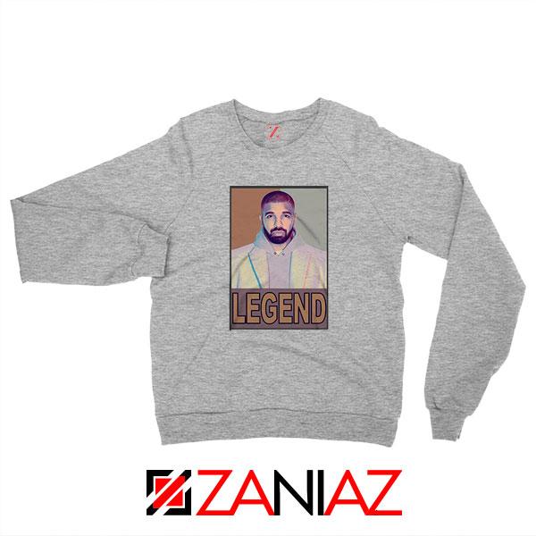 Drake Legend Sport Grey Sweatshirt