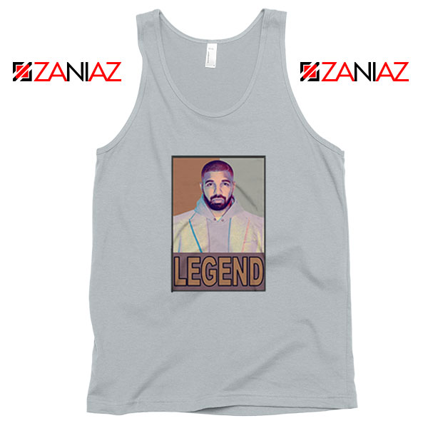 Drake Legend Sport Grey Tank Top