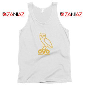 Drake OVO White Tank Top