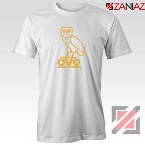Drake OVO White Tshirt
