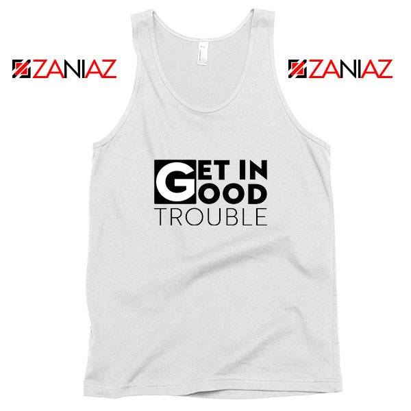 Get in Trouble Tank Top