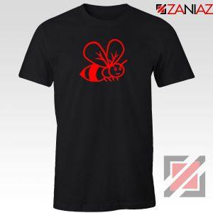Honey Bee Black Tshirt