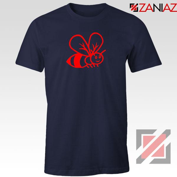 Honey Bee Navy Blue Tshirt