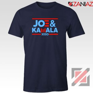 Joe And Kamala 2020 Navy Blue Tshirt