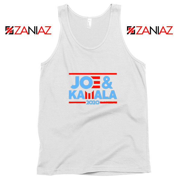 Joe And Kamala 2020 White Tank Top