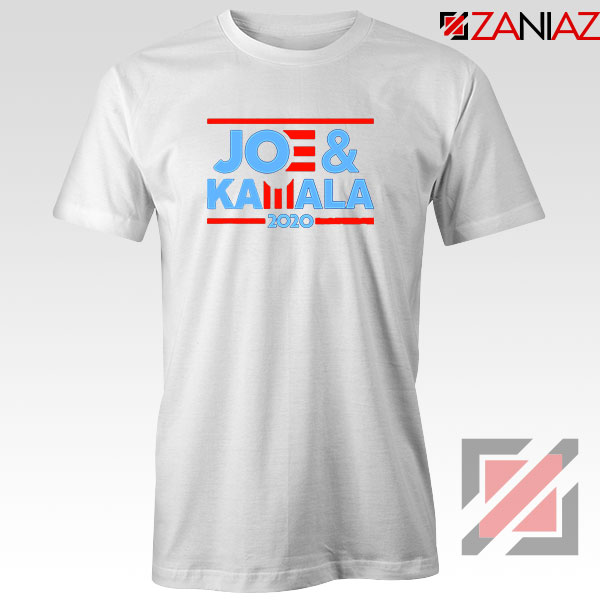 Joe And Kamala 2020 White Tshirt