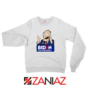 Joe Biden Cartoon Sweatshirt