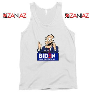 Joe Biden Cartoon Tank Top