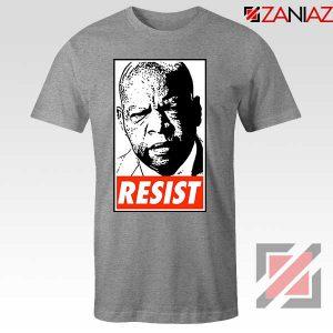John Lewis Resist Sport Grey Tshirt
