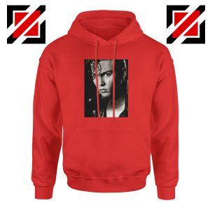 Johnny Depp Cry Baby Red Hoodie