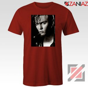 Johnny Depp Cry Baby Red Tshirt