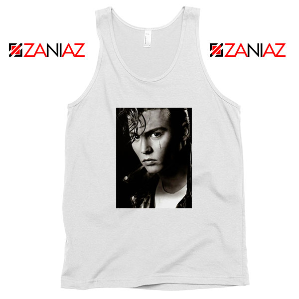 Johnny Depp Cry Baby Tank Top