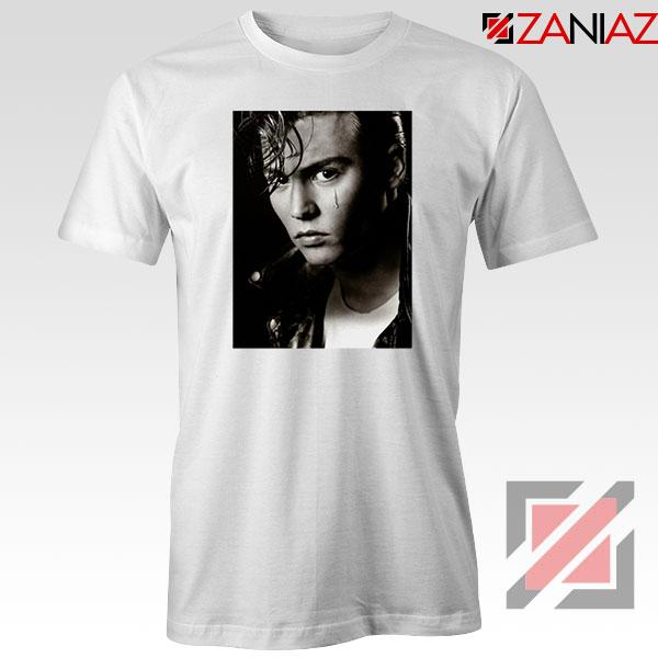 Johnny Depp Cry Baby Tshirt
