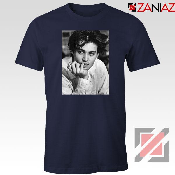 Johnny Jack Sparrow Navy Blue Tshirt