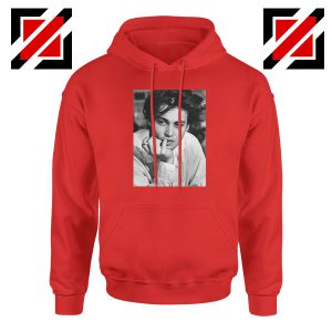 Johnny Jack Sparrow Red Hoodie