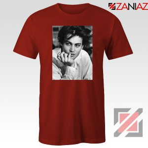 Johnny Jack Sparrow Red Tshirt