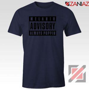 Melanin Advisory Navy Blue Tshirt