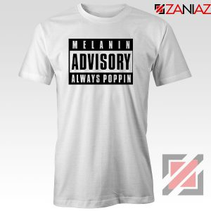 Melanin Advisory Tshirt