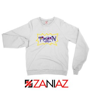 Melanin Rugrats Logo Sweatshirt