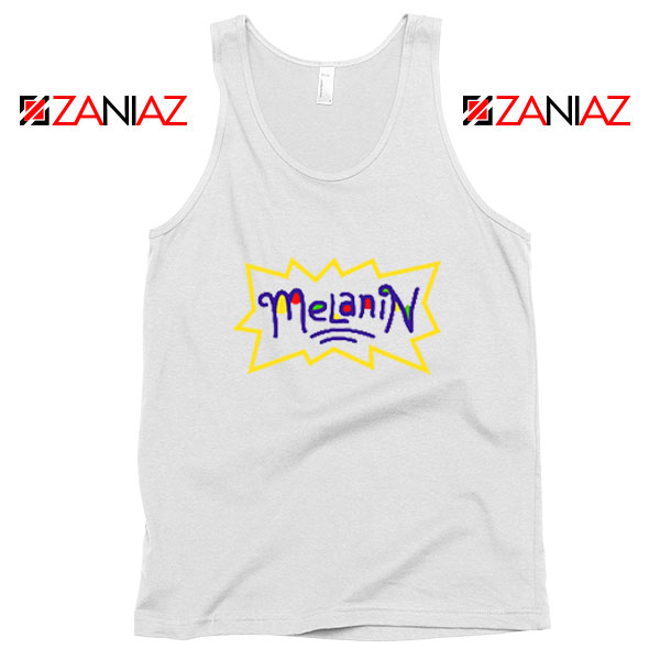 Melanin Rugrats Logo Tank Top