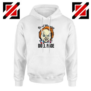 Morning Doll Face Hoodie