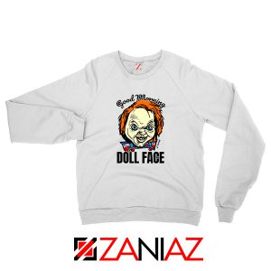 Morning Doll Face Sweatshirt
